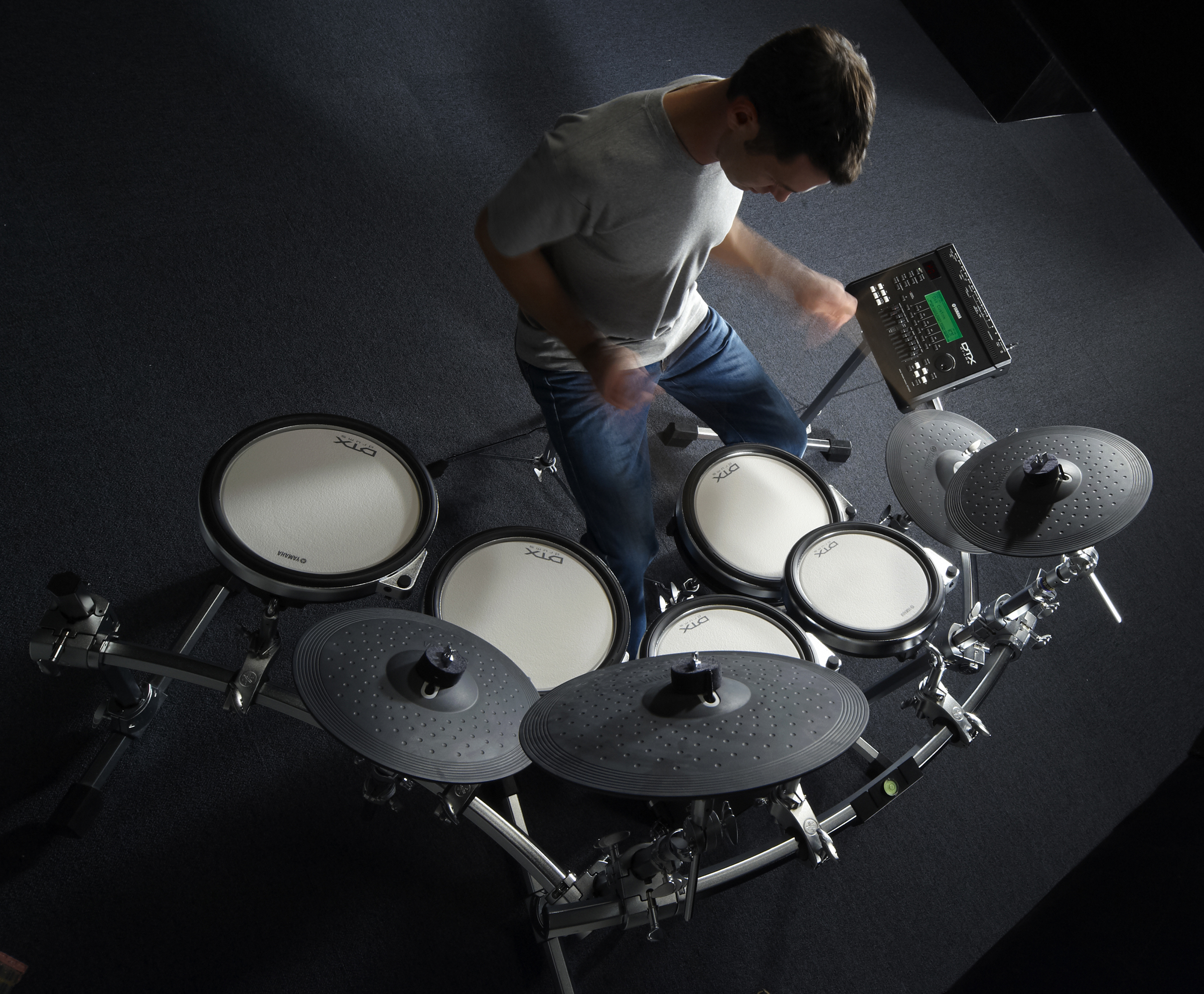 why electronic drums. Black Bedroom Furniture Sets. Home Design Ideas
