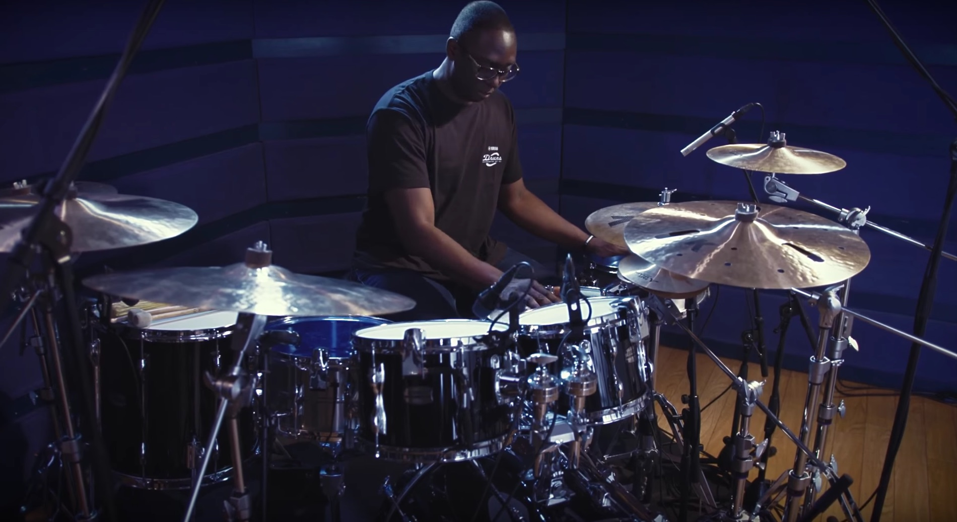 Yamaha Drum Trigger DT50 feat. Larnell Lewis